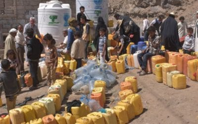 Role of Women in Water Governance in Yemen