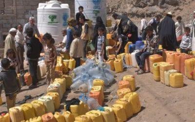 Role of Women in Water Governance in Yemen